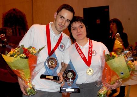 Julie et Raphael