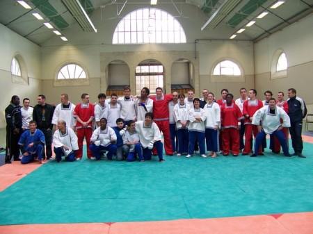 Le tournoi interregional s'est déroulé au Pancrace Club Othenin de Compiègne